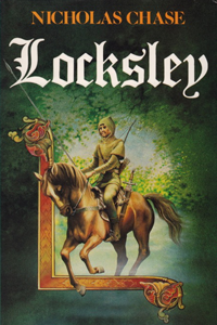 Book Jacket for the novel Locksley