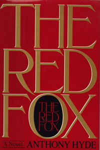 Book Jacket for the novel The Red Fox